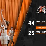 7th Girls Beat Austintown Red