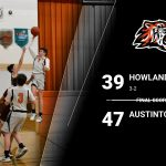 8th Boys Fall to Austintown Red