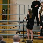 8th Grade Choirs Winter Concerts