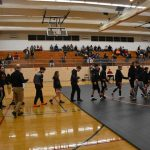HMS Wrestling vs. Pymatuning Valley and South Range