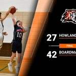 7th Boys Fall to Boardman White