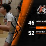 7th Boys Fall to Warren