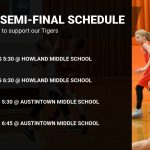 All Four HMS Teams In AAC Semi-Finals