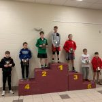 Three MS Wrestlers Finish on Podium in EOWL