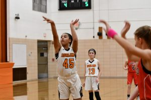 7th Girls vs. Canfield AAC Semi-Finals