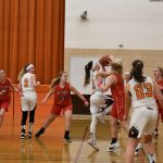8th Girls vs. Canfield AAC Semi-Finals