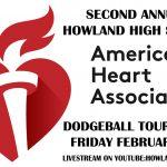 2nd Annual American Heart Association Dodge Ball Tournament