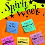 HHS Pep Club to host virtual Spirit Week 3/30-4/3!