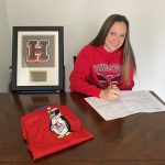 NLI Signing and DIII Celebrations: Maria Dellimuti, Youngstown State University, Cross Country and Track and Field