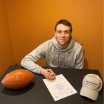 NLI Signing and DIII Celebrations: Justin Jones, Case Western Reserve University, Football