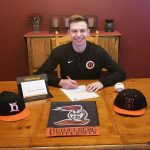 NLI Signing and DIII Celebrations: Vincent Marimpietri, Heidelberg University, Baseball