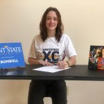 NLI Signing and DIII Celebrations: Elenie McNally, Kent State Trumbull, Cross Country