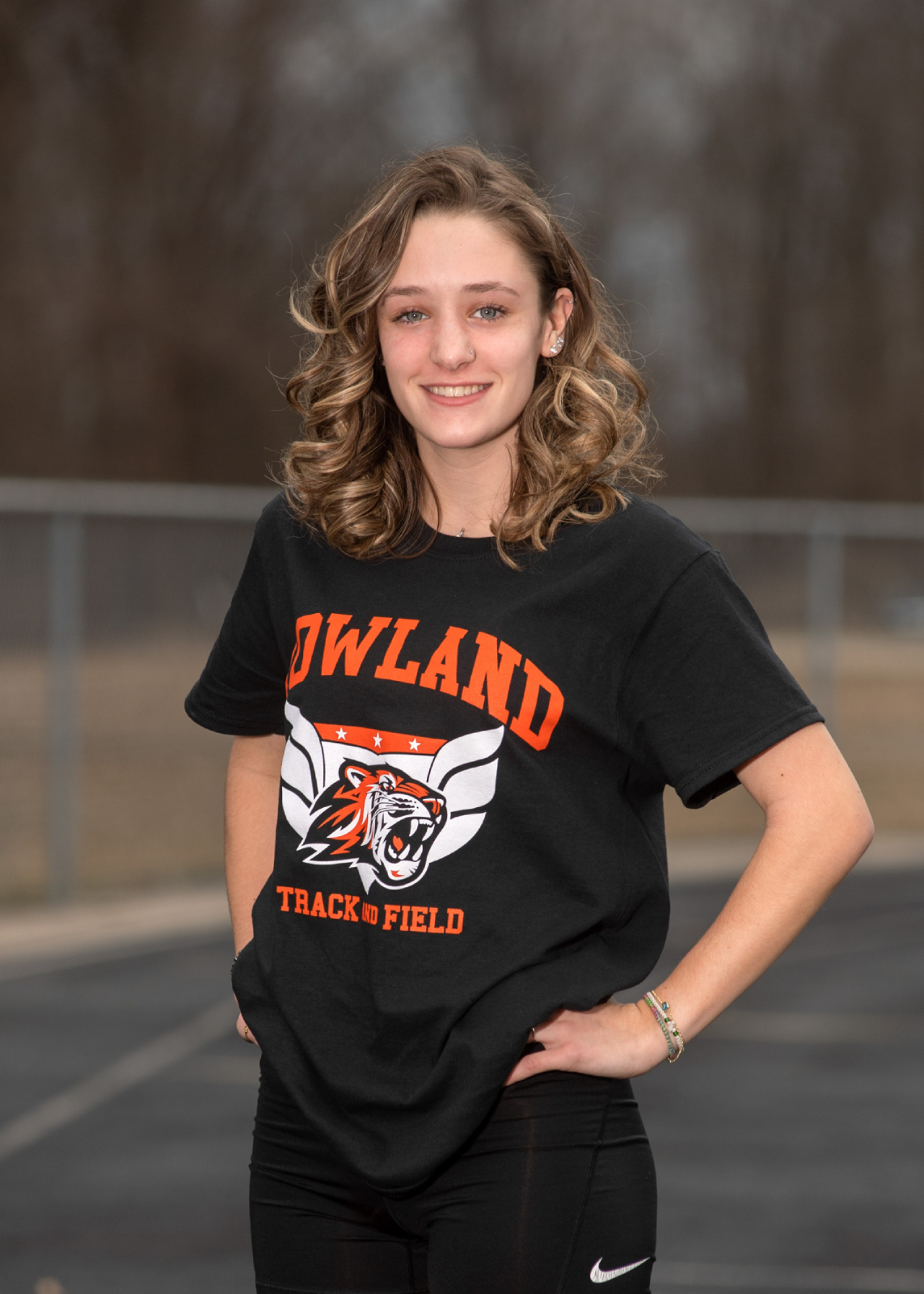 Messages of hope: Howland runner giving back through her small business