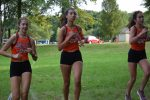Girls Cross Country @ Howland Township Park