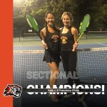 Howland doubles team set for district