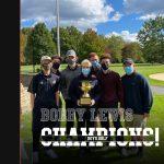 Boys Golf, Bobby Lewis Champions!