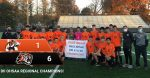One Game at a Time: Howland Claims another Regional Championship