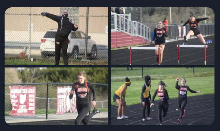 Girls Track & Field Results from Boardman