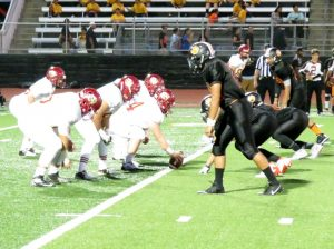 FB vs. Chaffey 9/24/15