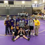 Jones County High School Coed Varsity Wrestling finishes 3rd place