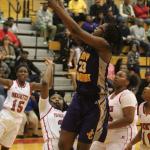 JCHS Basketball Sweeps Northeast