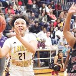 Girls Varsity Basketball beat Jasper County 65-50