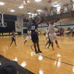 Jones County High School Boys Varsity Basketball falls to Thomson High School 70-79