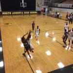 Jones County High School Boys Varsity Basketball beat Barnwell High School 98-71