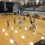 Jones County High School Girls Varsity Basketball beat Cross High School 60-31