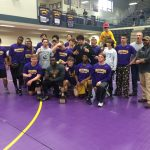Hounds Claim 4th Straight Area Championship