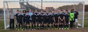 Jones County Boys Soccer