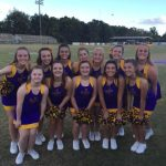 Junior Varsity Spirit Cheer 2015