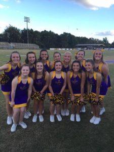 Junior Varsity Spirit Cheer 2015