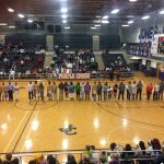 Hounds Win Two on Senior Night