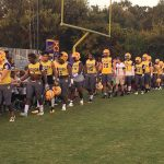 Greyhounds Beat Hampton 48 – 7