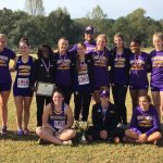 Girls Cross Country Wins Region