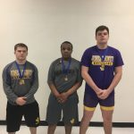 3 JCHS Wrestlers Advance