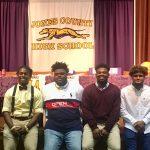 JCHS Signing Day