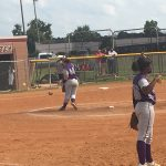 Softball Wins Region Road Game