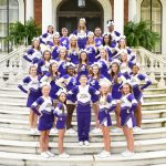 October 2nd: Competition Cheer performs at JCHS gym