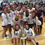 Coed Varsity Competitive Cheer finishes 2nd place at Ultimate Grand Cheer Championship