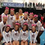 Coed Varsity Competitive Cheer finishes 5th place at Northgate Cheer Classic