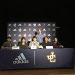 Dawson Barnes Signs Baseball Scholarship