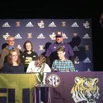 Erin Leonard Signs With LSU