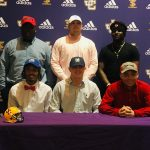 JC Has 5 Signees On Signing Day