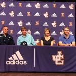 Colby Gordon Signs Baseball Scholarship