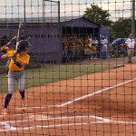 Softball Cruises Past Wayne County
