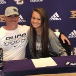 Madisen Mitchum Signs with Charleston Southern
