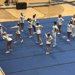 Competition Cheer Finishes 8th