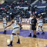 Lady Hounds Basketball Win Opener
